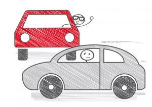 Vorfahrt, Vorfahrtsregeln, rechts vor links, Vorfahrtsverstoß, Vortritt, Vorrang, Missachtung, Fahrerflucht, Autofahrer, streit, Verkehrsregel, Kreuzung, Straße, Einmündungen, Fahrzeugführer, Straßenverkehr, Verkehrsrecht, regel, vorfahrtberechtigt, Auto, pkw, Fahrzeug, Fahrschule, Führerschein, Flensburg, Unfall, Verkehrsunfall, Gefährdung, Strichmännchen