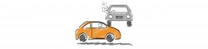 Parkplatzunfall oder Parkplatzverstoß, Anwalt hilft bei Unfall, Unfall zwei Autos, Vorfahrt missachtet Rechtsanwalt